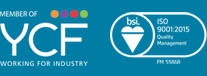 Yorkshire Chemical Focus and BSI ISO:9001